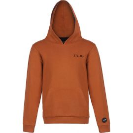 jumping the couch jongens hoodie brn W21 8719887005795