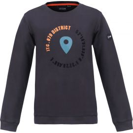 jumping the couch jongens sweater gry W21 8719887006150