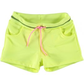 CG2 UNI SHORTS fluo yellow~Front~1200x1200
