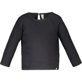 The New chapter meisjes blouse anthracite W21-3 8720173566050