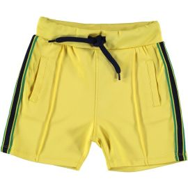 TB TRACK SHORT bright yellow~Front~1200x1200