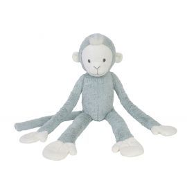 unisex knuffels  teal hanging monkey 84 cm