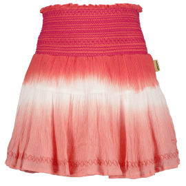 meisjes rok coral pink quinsy