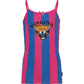AW19KGN72204_G 193-4 Tiger Singlet_Pink Fusion_FRONT