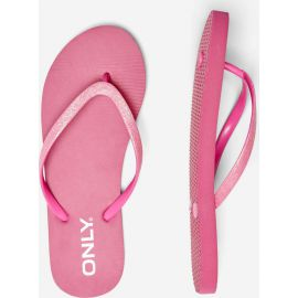 meisjes slippers knockout pink small only print