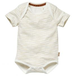 jongens bodysuit off white stripe nice moments