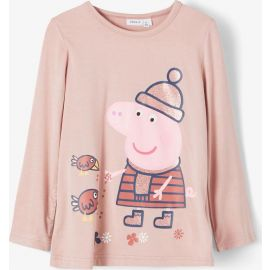 meisjes longsleeve peppa pig withered rose