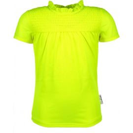 B. Spring meisjes t-shirt safety yellow